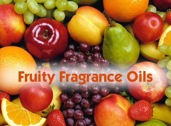 fruity fragrance oils selection – Purelife UK