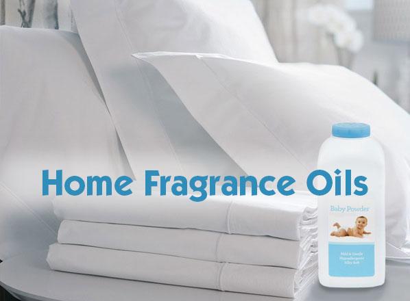 home fragrance oils selection