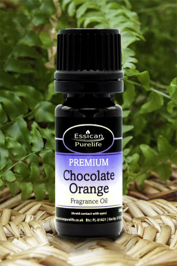 Chocolate Orange fragrance oil from Essican Purelife   Fragrance Oils UK