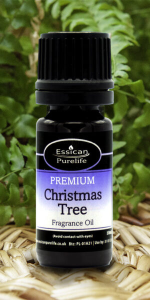 Christmas Tree fragrance oil from Essican Purelife | Fragrance Oils UK