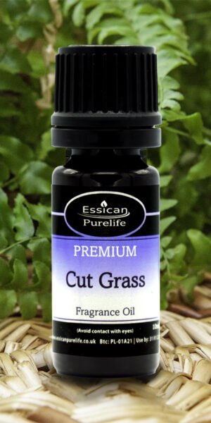 Cut Grass fragrance oil from Essican Purelife | Fragrance Oils UK