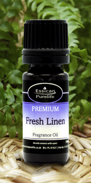 Fresh Linen fragrance oil from Essican Purelife | Fragrance Oils UK