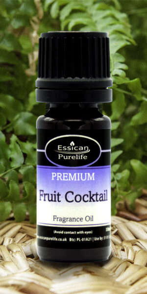 Fruit Cocktail fragrance oil from Essican Purelife | Fragrance Oils UK