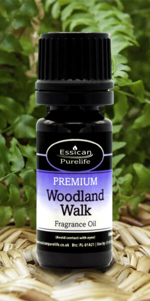 Woodland Walk fragrance oil from Essican Purelife | Fragrance Oils UK