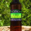 CBD Massage Oil 500mg, 100ml bottle from Essican Purelife