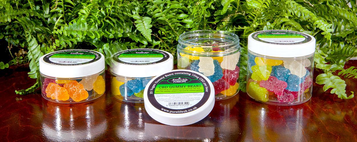 CBD Vegan Gummies by Essican Purelife
